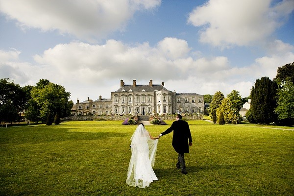 Real Weddings Castle Durrow: Exclusive Irish Wedding Venues