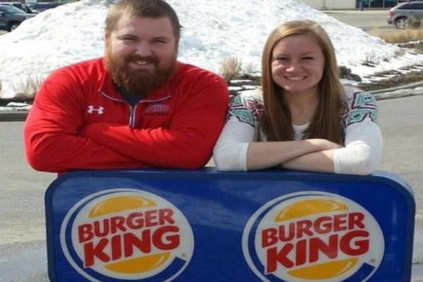 Burger King Marriage