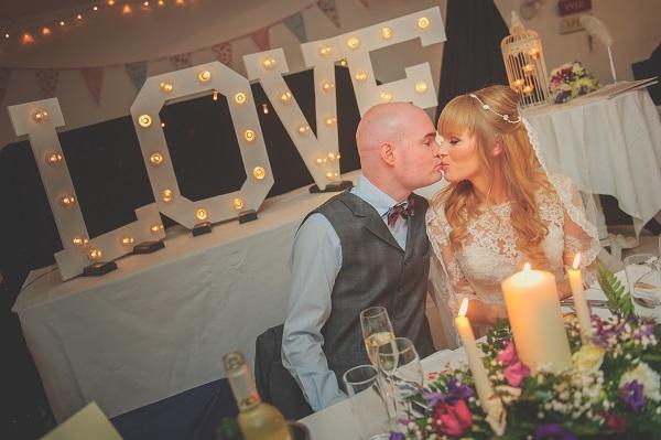 Real Irish Weddings - Elaine Gadd and Neil O'Brien