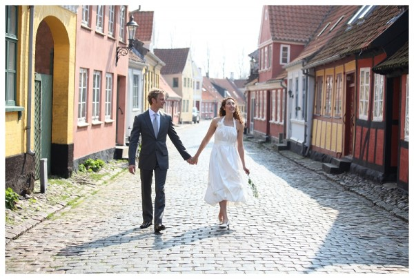 Danish destination wedding