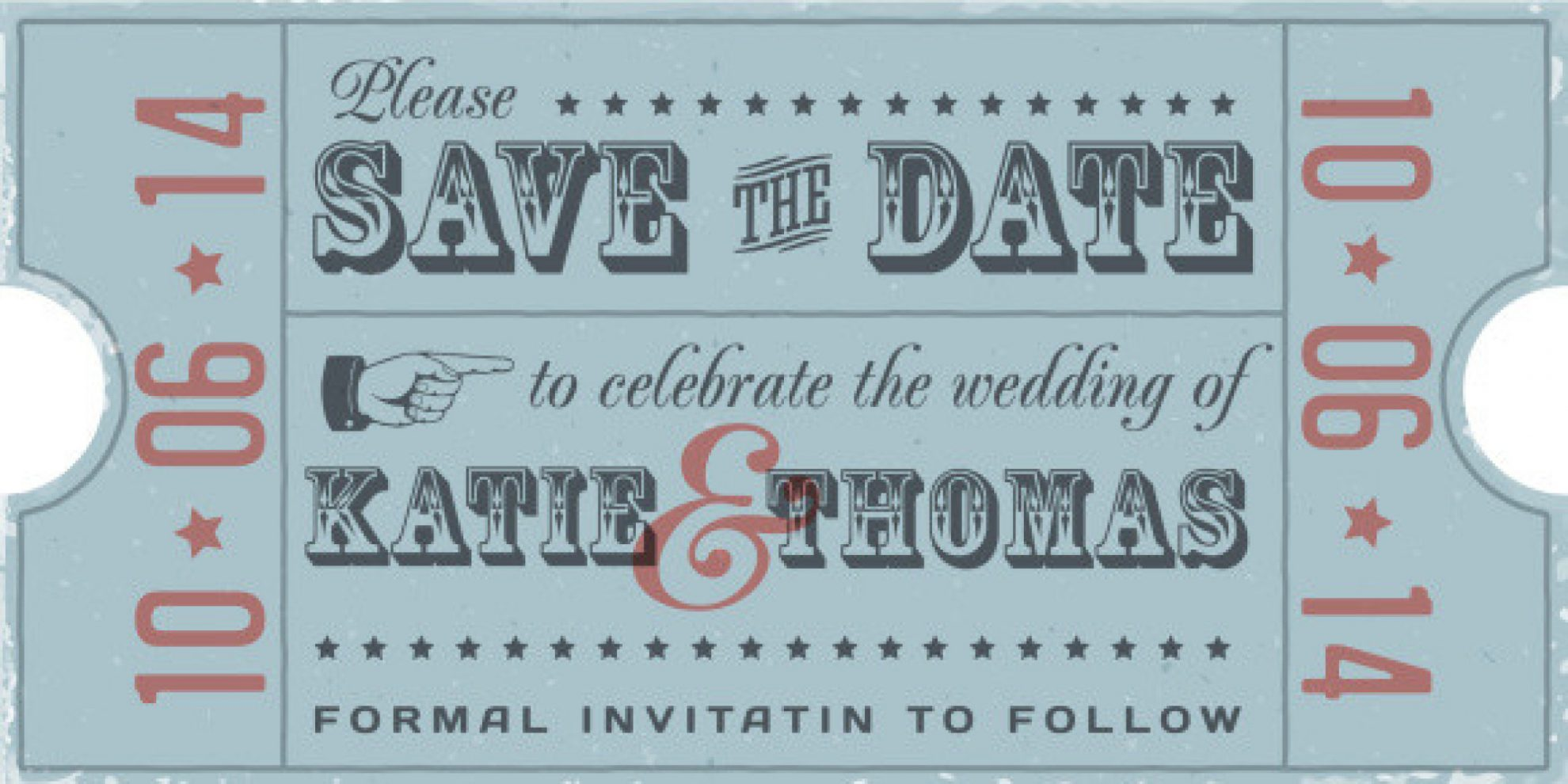 10 Creative Save The Date Ideas