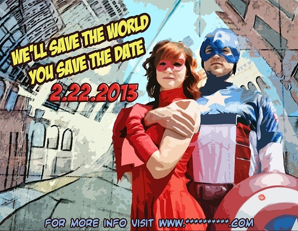 creative save the date ideas 8