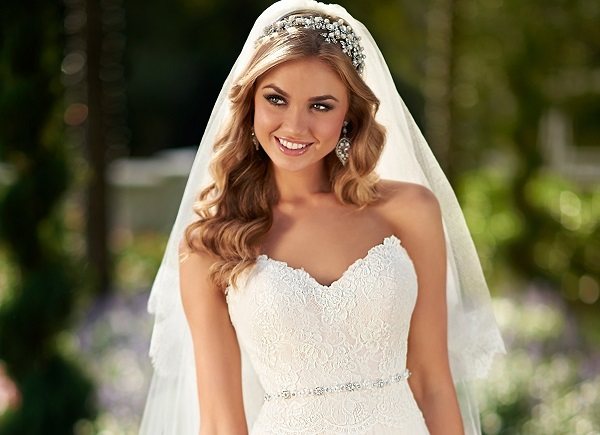 Win a Stella York Wedding Dress
