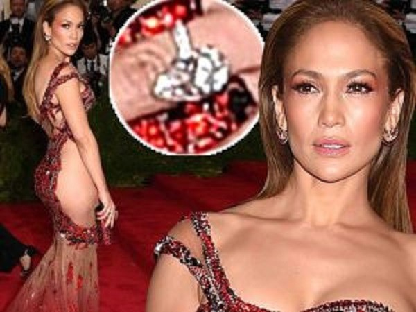 Jennifer Lopez Met Gala Engagement