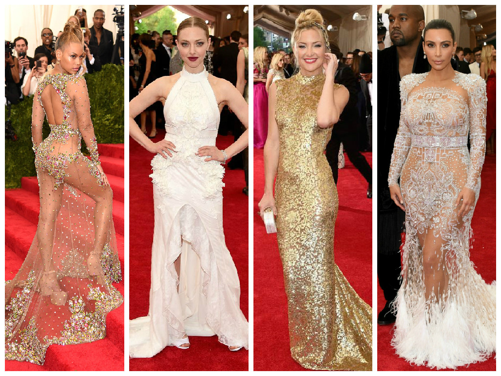 Bridal Trends from the Met Gala 2015