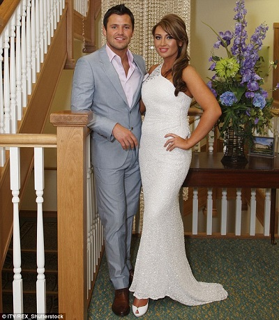 Mark and Michelle Wedding