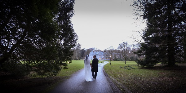 Real Irish Weddings - Isabelle Charmant and Peter Tunney