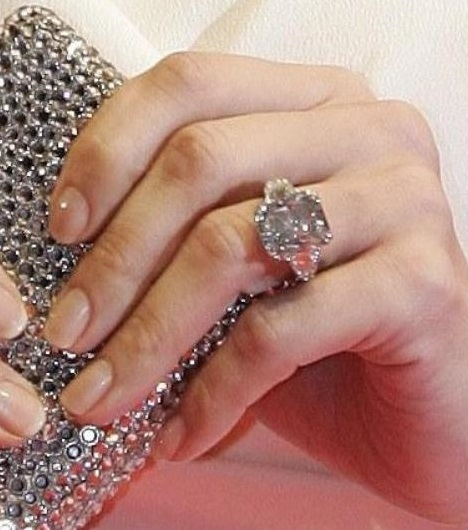 Jennifer Lopez Engagement Ring