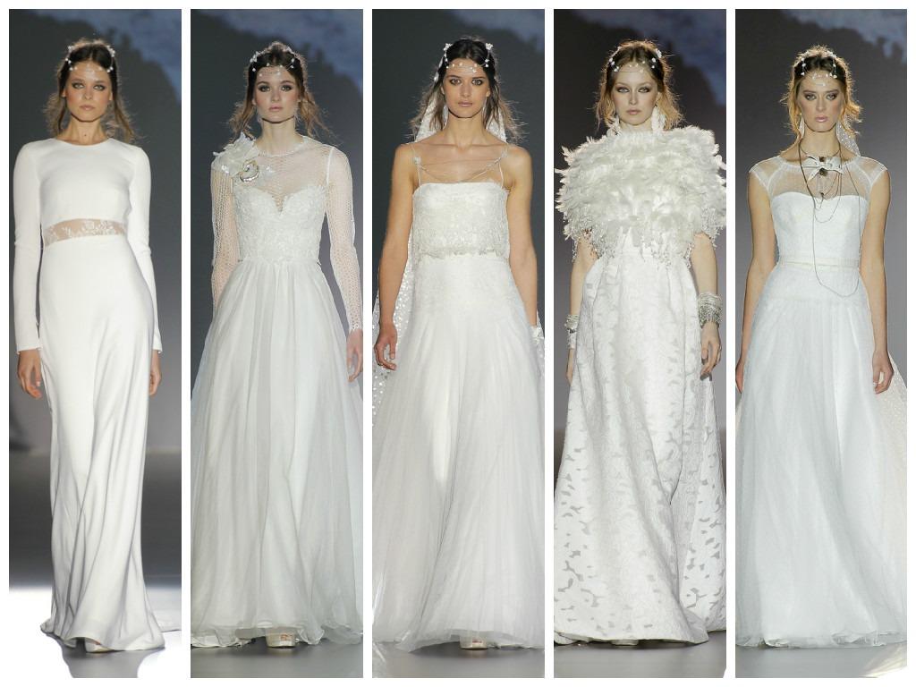Jesús Peiró 2016 bridal collection