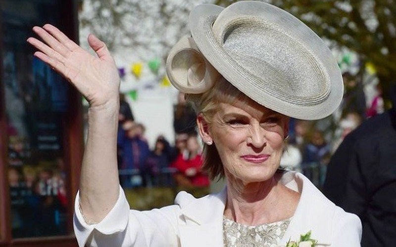 Judy Murray and Mother of the Groom Fashion Rules