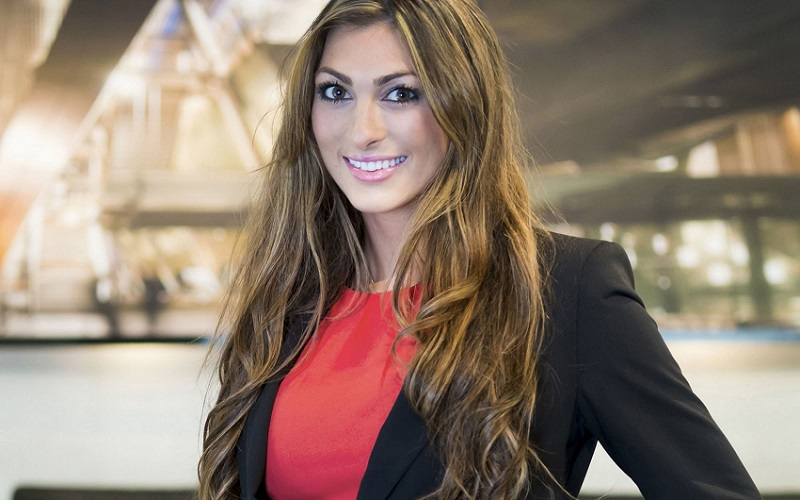 It's an Irish wedding for Luisa Zissman!