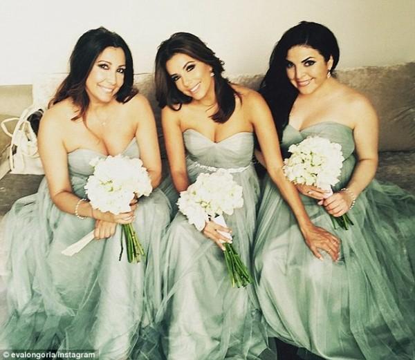 Celebrity Bridesmaids In 2015