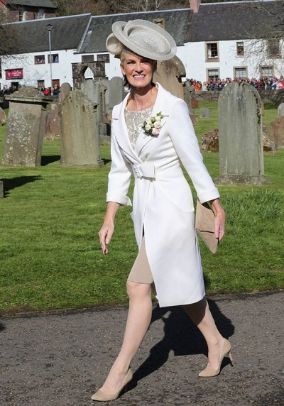 Judy Murray and Mother of the Groom Fashion