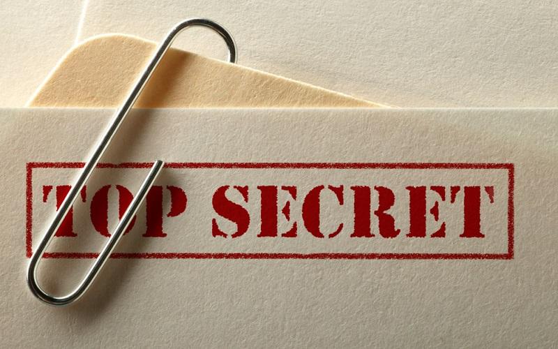 Ssssh… 85% of women can't keep a secret!