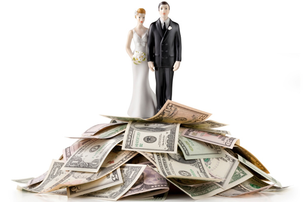 Budgeting for your BIG Day