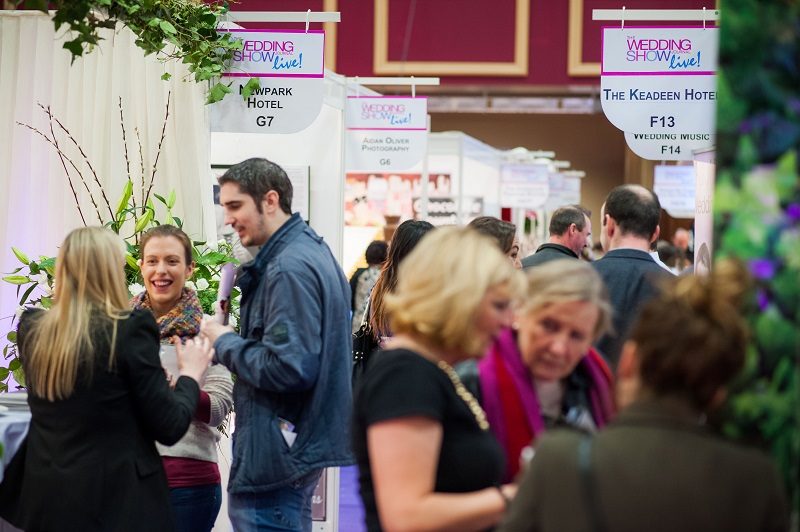 Book a stand at the Wedding Journal Show