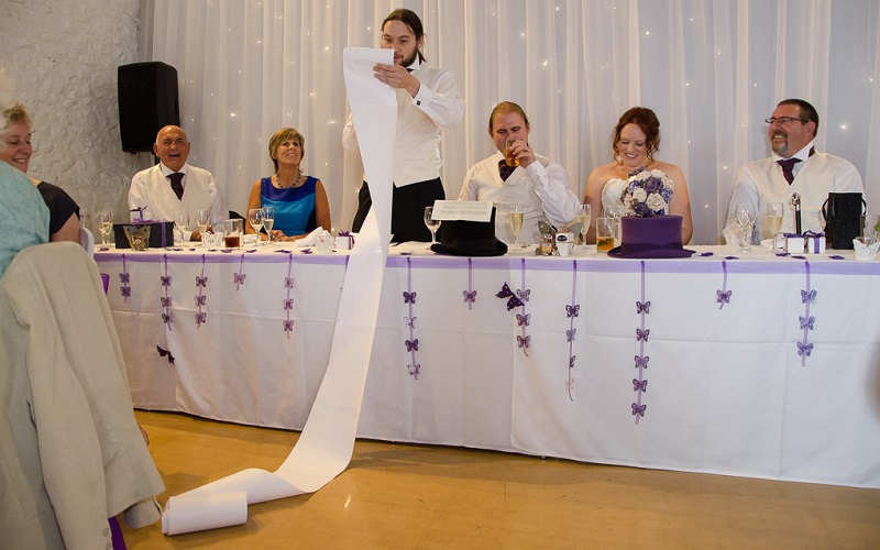 A Guide To Wedding Speeches