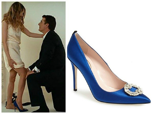 Sarah Jessica Parker S Bridal Footwear Collection