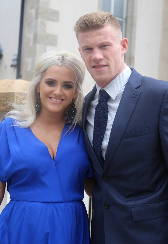 Everton star Seamus Coleman marries in Donegal
