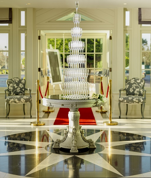 For stunning surrounds choose The Heights Hotel Killarney