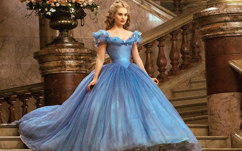 Princess cinderella wedding dress