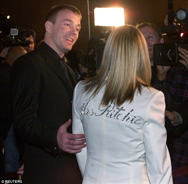 Guy Ritchie's fiancée follows in footsteps of first wife Madonna