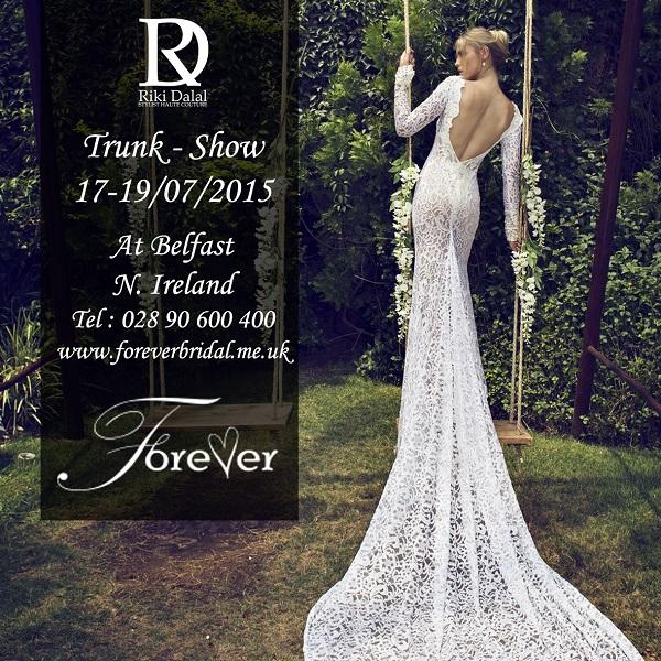 Forever Bridal Boutique's Riki Dalal Trunk Show