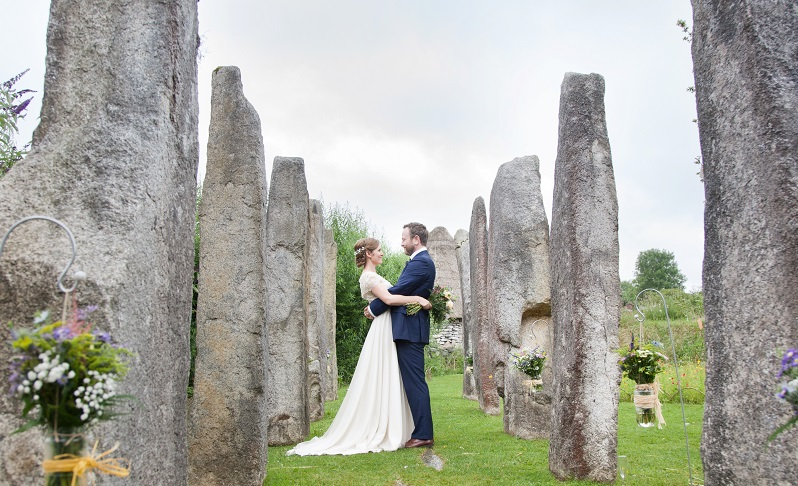 Brigit's Garden wedding venue ireland