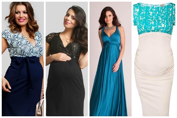 Dresses for pregnant bridesmaids