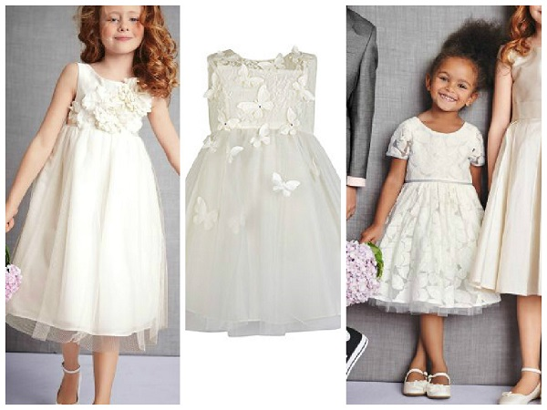 Trend: flower girl and page boy outfits