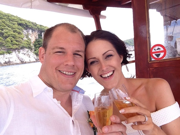 Real Irish Wedding Leanne and Bronson