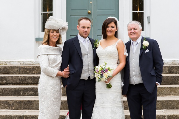 Real Irish Wedding - Catherine Donaghy and Ciaran Mullan