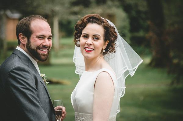 Real irish Wedding Laura and John