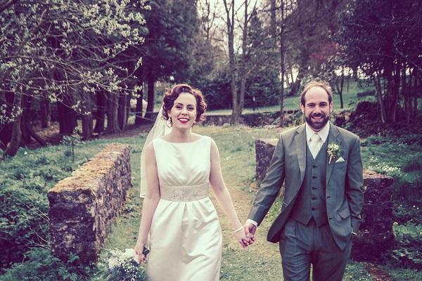 Real Irish Wedding Laura and John Tullylagan Country House Hotel