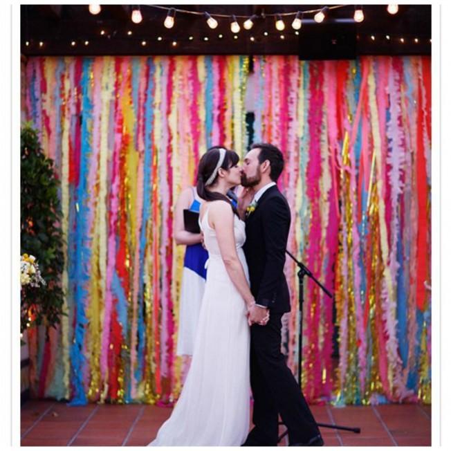 Rainbow wedding ideas Outstanding-occassions.com