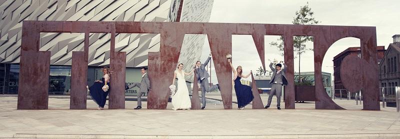 Titanic Belfast - Weddings
