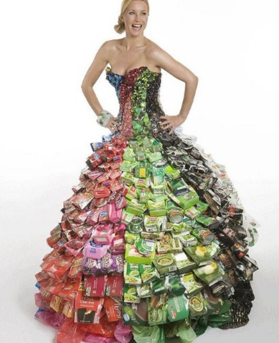 Weird wedding dresses 11