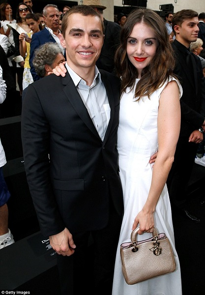 Alison Brie is engaged to Dave Franco