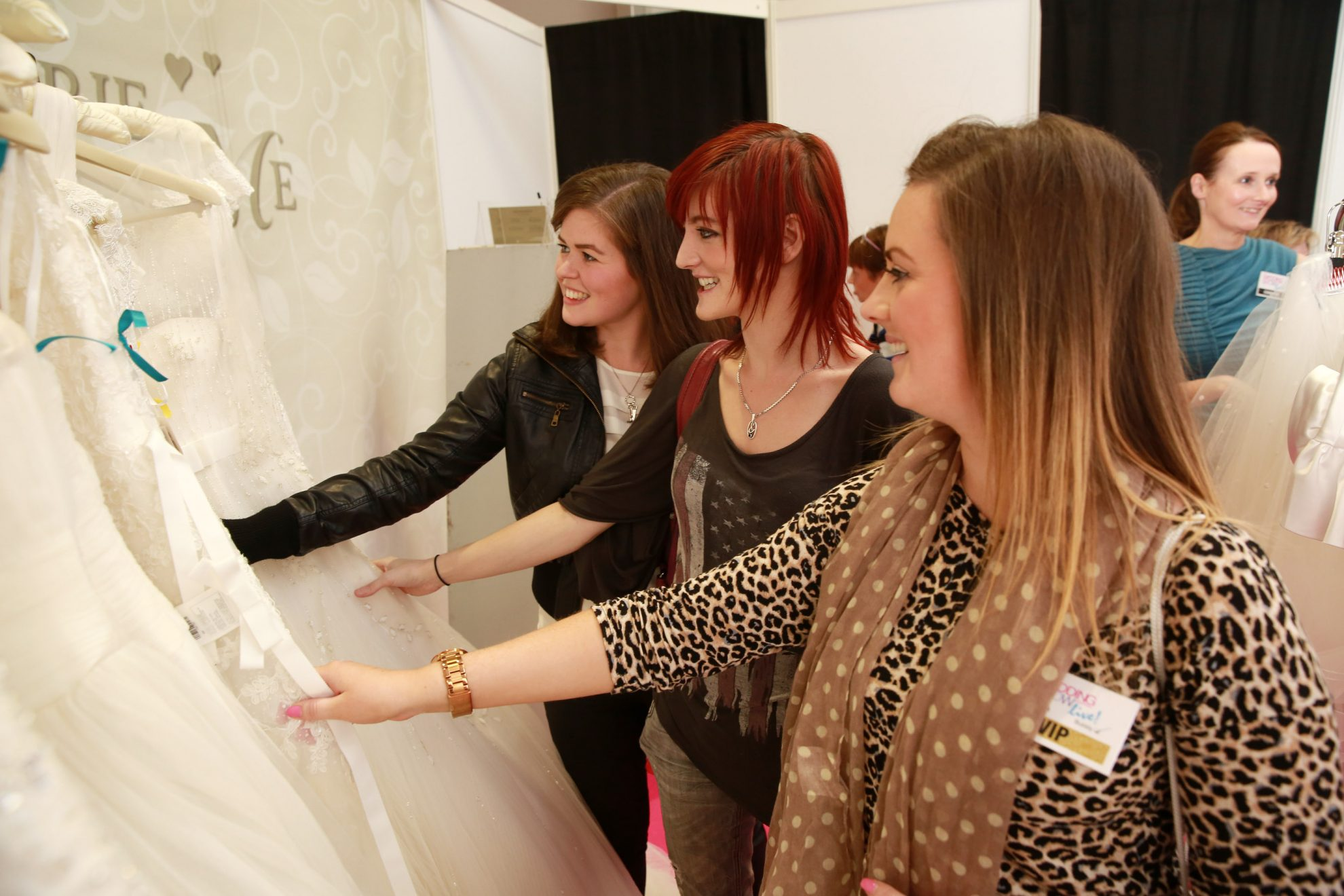 Say yes to your dress at The Wedding Journal Show