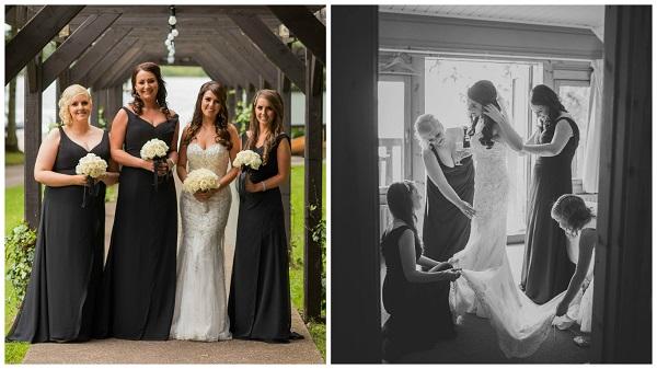 Real Irish Wedding - Zoe McDowell and Stephen McCallum