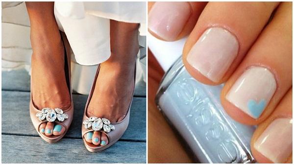 8 Ways To Add Something Blue Your Wedding