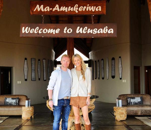 Newlyweds Ronan and Storm Keating share honeymoon snaps
