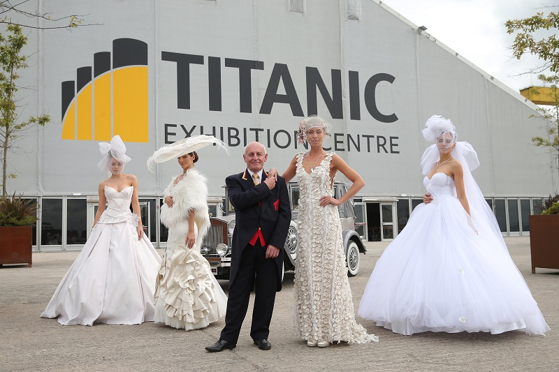 wedding journal show at the Titanic Exhibition Centre (2)