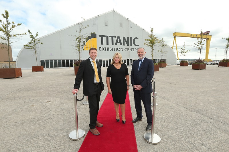 wedding journal show at the Titanic Exhibition Centre (4)