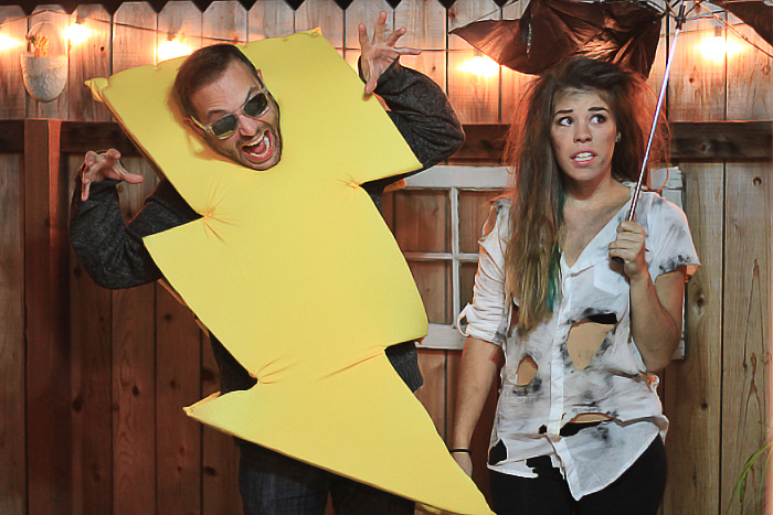 Halloween costumes for couples 8