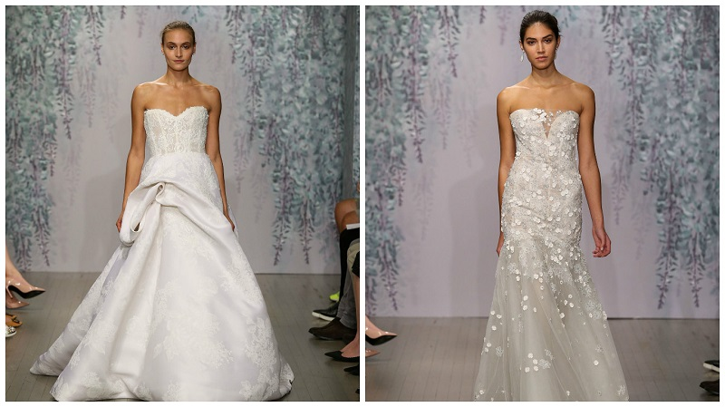 Monique Lhuillier New York Bridal Week 1