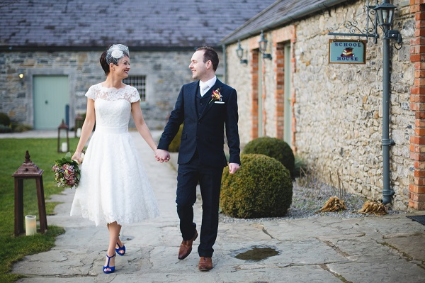 Real Irish Wedding - Jacqueline Cooling and Alan Wilson