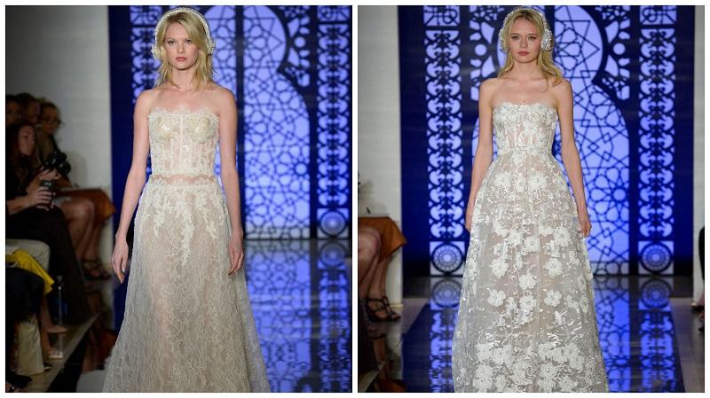 Reem Acra New York Bridal Week 3