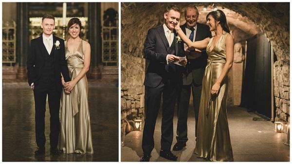 Real Irish Wedding - Sinead Murphy & John O'Dwyer
