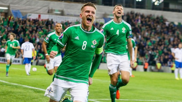 NI football fans planned wedding around Euro cup qualifier